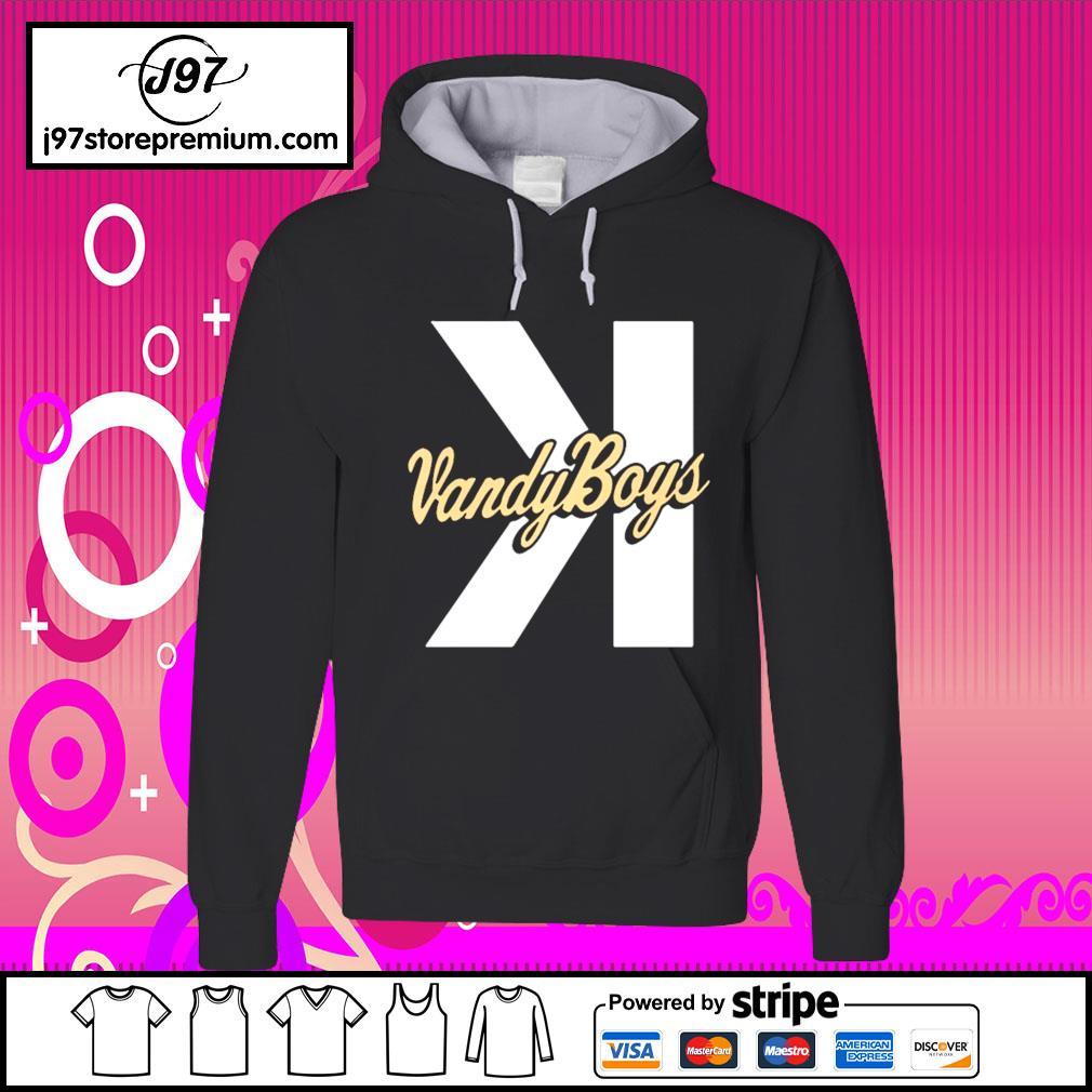 Vandy boys hoodie