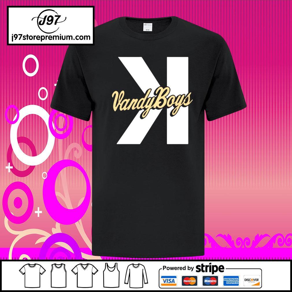 Vandy boys shirt