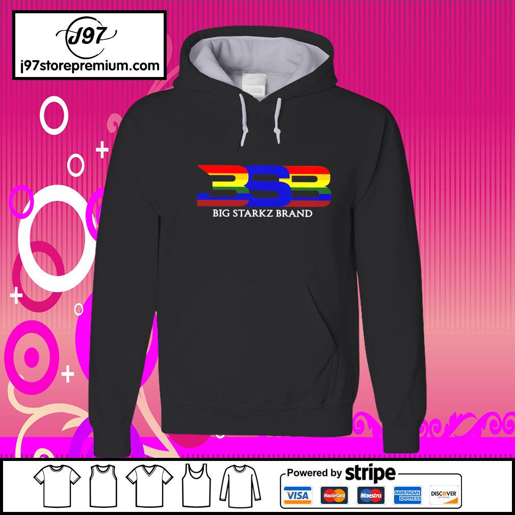 BSB big starkz brand hoodie