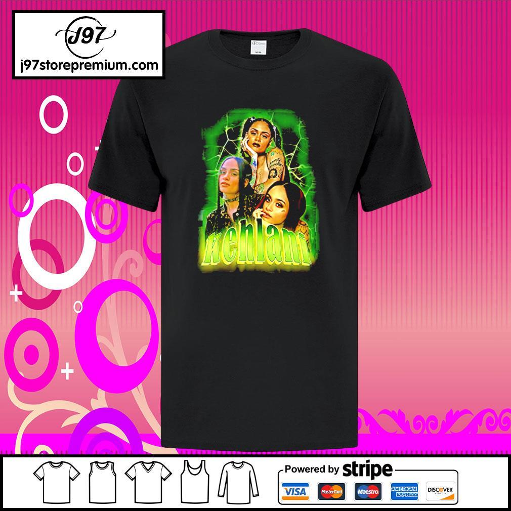 TeeSpecial Kehlani Bootleg shirt