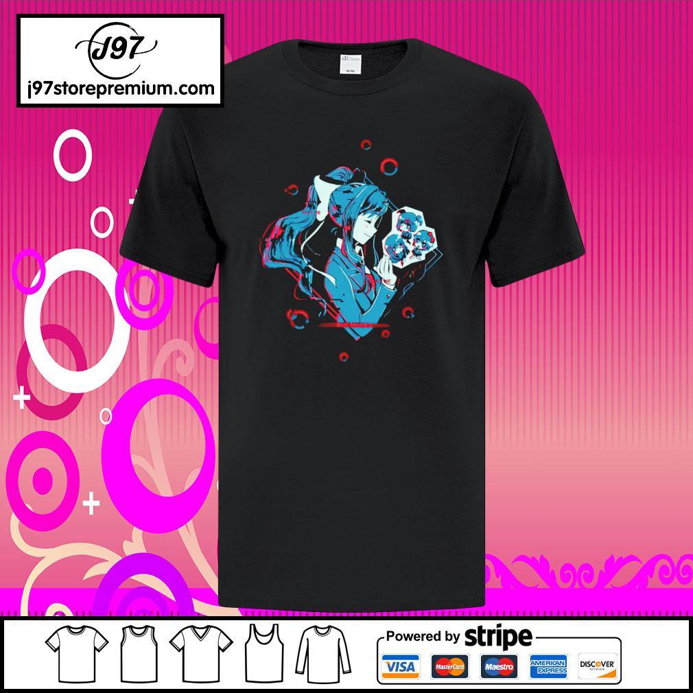 Yetee Anime shirt
